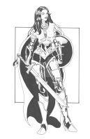Character Designs: The Vampire Queen Armour by Innocens-Castitate