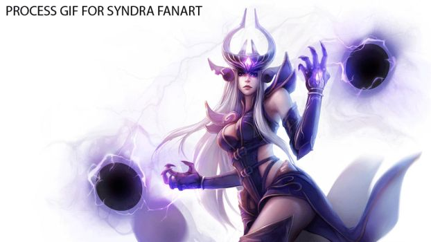 Syndra Process by EwaLabak