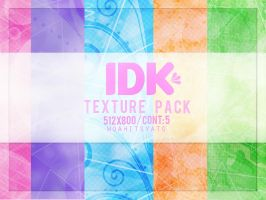 Idk Texture Pack by woahitsyato