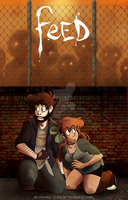 FEED - Title Page by pistachioZombie