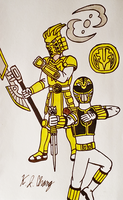 Warriors Who Fight For Light Of Hope by StealthNinja5