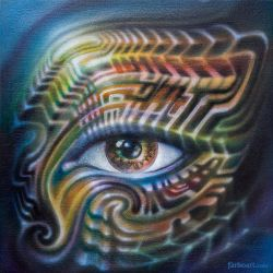 Akashic Vision by farboart