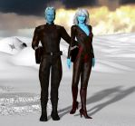 Andoria's Frozen Wastes by jaguarry3