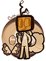 Mystery Adopt Reveal - Cappuccino by restlessRenegade1
