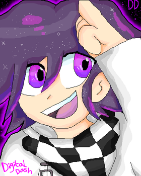 Ouma Kokichi by digitaldash