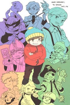 South Park One-Shot (Cartman x reader) by tweek123 on DeviantArt