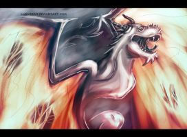 fkn DRAGON by samwdean