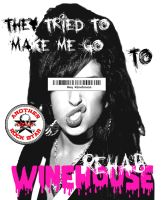 Amy Winehouse by Evlisking