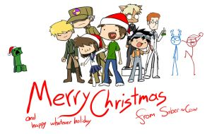 .com/ic Christmas 2012 by Saber-Cow