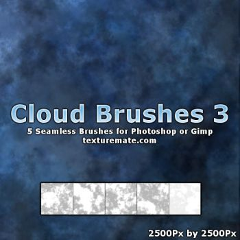 CloudBrushes03 by AscendedArts
