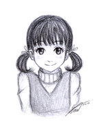 Nanako by Kitty-xx
