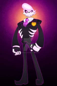 Mystery Skulls Ghost - Lewis the Ghost by Kogouma