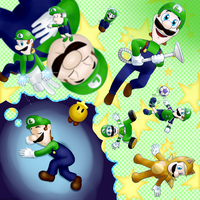C_Lots of Luigis to remember by Chivi-chivik