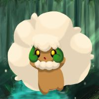 Cute Whimsicott
