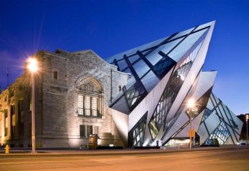 Toronto Royal Ontario Museum (ROM) by ROGUE-RATTLESNAKE