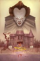 It Movie by CristhianHova