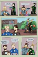 LokixAvengers comic by Dreambeing