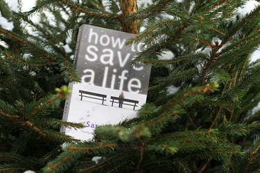 How To Save A Life by PhotosandBooks