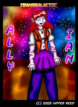 Ally Ian Practice by Hipper-Reed