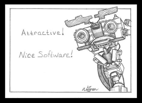 Johnny5 - NiceSoftware by eewill