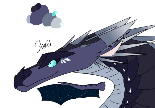 Shard Ref 2018 (Looks better though) by ShardTheIceNight