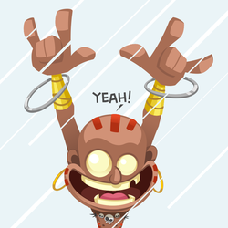 Dhalsim Approves by mljarmin