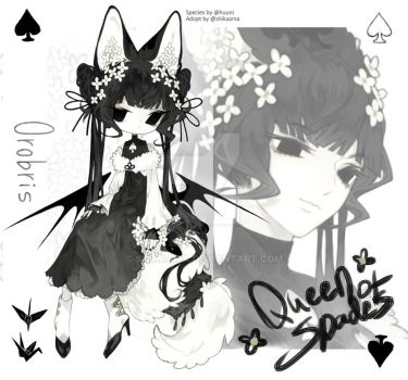[Adopt] Orobris auction - Spades [CLOSED] by Shikaama