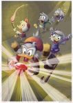 Ducktales by Gkenzo