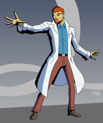 The Good Doctor. by NoXV