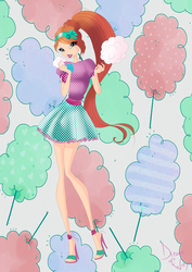 Bloom Super Sweet Strawberry by DreamofWinx