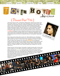 Tokio Hotel Archive Preview by Eva-Nina