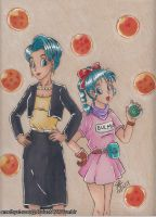 [Redraw] Bulma by amethyst-rose