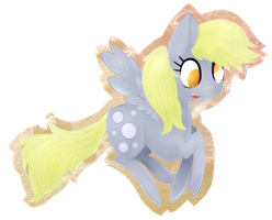 Derpy Hooves by grandifloru