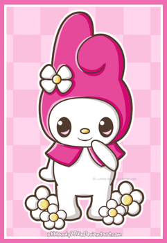 My Melody by xXMandy20Xx