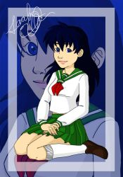 Kagome - Hero of Time by see03