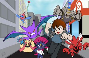 Crowster's SoulSilver Team