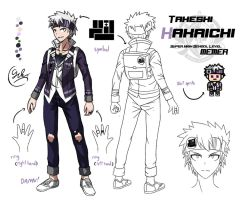 Takeshi Kakaichi - [CONCEPTS] by GyleToTheRescue