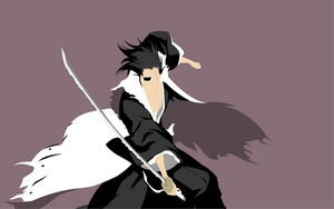 Kenpachi Zaraki - Bleach by Dingier