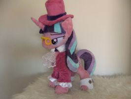 MLP PLUSH STARLIGHT commission by Masha05