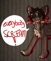 everybody scream by kiriIl