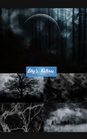 #10 Textures Pack - Dreams and Nightmares by Evey-V