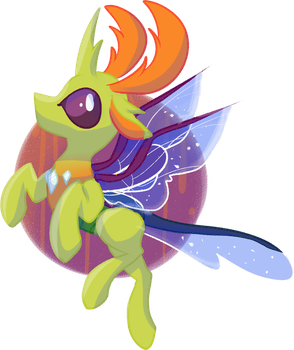 King Thorax (+SPEEDPAINT) by OliveCow