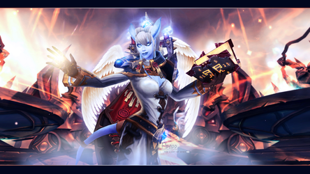 Priest Wallpaper :) by Melificence