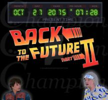 Back To The Future II - Oct.21.2015 by Championx91