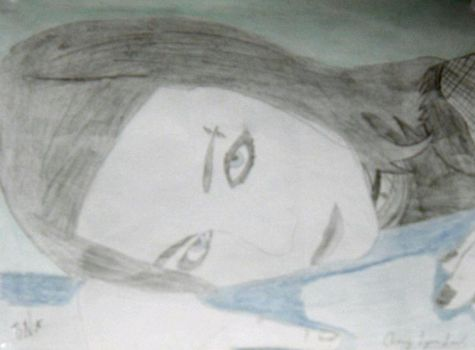 Amy Lee of Evanescence by DnuosPeelsa