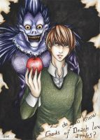 Want an Apple? by Nashimus