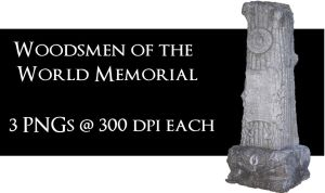 Woodsmen of the World Memorial Pack by policegirl01