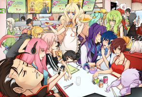 VOCALOID:SO MANY: by nekodoru