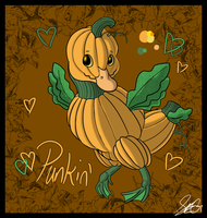 Custom OC for My Boyfriend - Punkin by SavannaEGoth