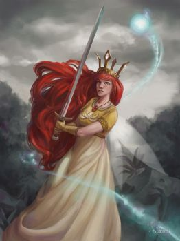 Child of Light by nozomi-M